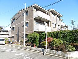 埼玉県さいたま市中央区大戸3丁目の賃貸マンションの外観