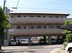 宮崎県宮崎市恒久の賃貸マンションの外観