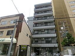 北海道札幌市中央区大通西24丁目の賃貸マンションの外観