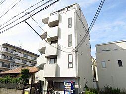 フロント久寿川[4階]の外観