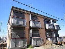 埼玉県さいたま市緑区大字大崎の賃貸アパートの外観