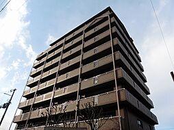 プランテーム吉田[2階]の外観