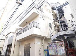 東京都足立区栗原1の賃貸マンションの外観
