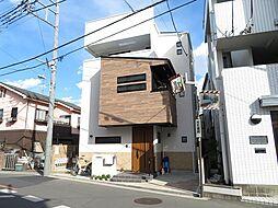 埼玉県さいたま市浦和区岸町2丁目の賃貸アパートの外観