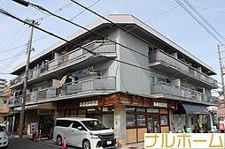 大阪府大阪市平野区長吉六反3丁目の賃貸マンションの外観