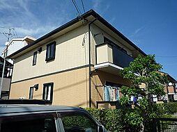 セトル嵐 A棟[1階]の外観