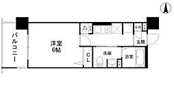 ロイヤル神戸三宮[3階]の間取り