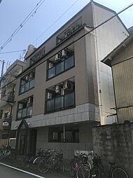 ポアール住之江[1階]の外観
