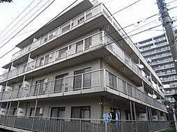 グリーンハイツ平安[3階]の外観