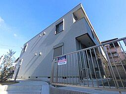 千葉県千葉市稲毛区小仲台6丁目の賃貸マンションの外観