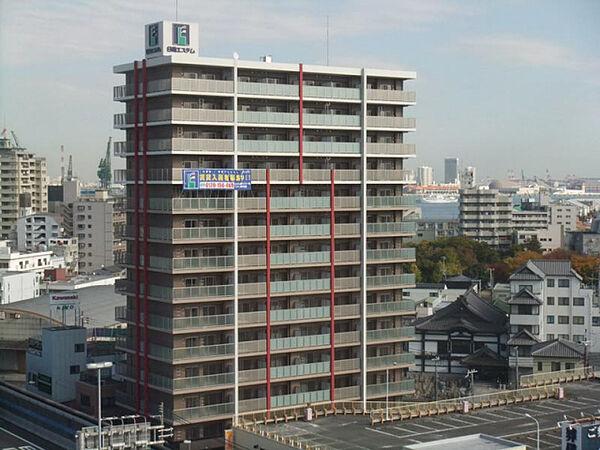 兵庫県神戸市兵庫区西宮内町の賃貸マンションの画像