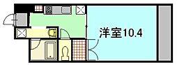 OZIIMEビル[2階]の間取り