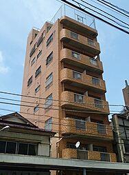 東京都荒川区荒川6丁目の賃貸マンションの外観