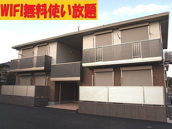 サンラフォーレ G 1階の賃貸【群馬県 / 太田市】
