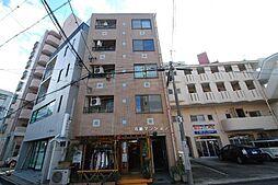 愛知県名古屋市名東区藤が丘の賃貸マンションの外観