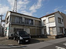 鈴木荘[1階]の外観