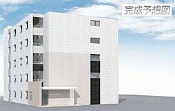 シャンブル湘南III[2階]の外観