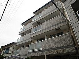 ラピュタ牧野阪[1階]の外観