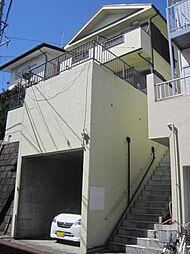 [一戸建] 神奈川県横浜市金沢区富岡西1丁目 の賃貸【/】の外観