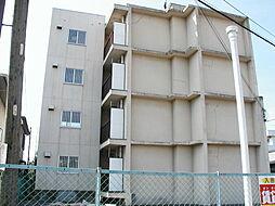 ピュア紀三井寺V[3階]の外観