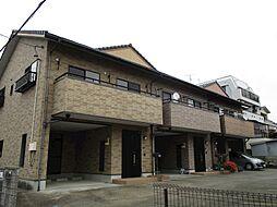 [テラスハウス] 愛知県名古屋市千種区上野2丁目 の賃貸【/】の外観