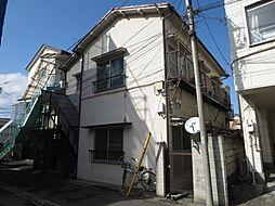 平野荘[11号室]の外観