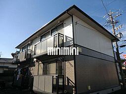 サンライフ東新田 A棟[2階]の外観