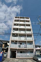 O-4マンション[703号室]の外観