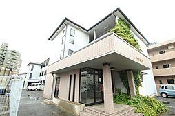 広島県広島市安佐南区緑井1丁目の賃貸アパートの外観
