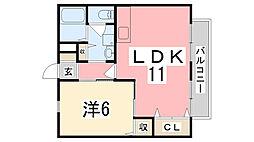 ひめじ別所駅 5.0万円
