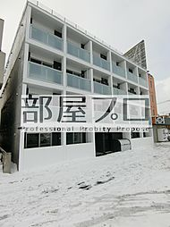 北海道札幌市北区麻生町1丁目の賃貸マンションの外観
