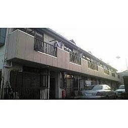 埼玉県幸手市中3丁目の賃貸マンションの外観
