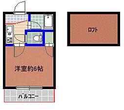 香椎花園前駅 2.1万円