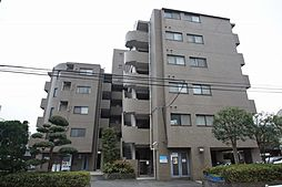 東京都大田区西糀谷1丁目の賃貸マンションの外観