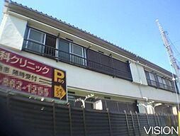 埼玉県さいたま市南区別所1丁目の賃貸アパートの外観