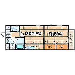 アートスペース横浜A103号室[103号室]の間取り