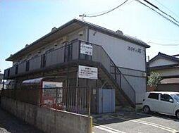 福岡県北九州市小倉南区下城野1丁目の賃貸アパートの外観
