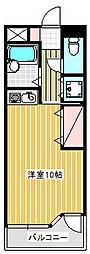 ウインズ藤沢[3階]の間取り