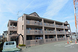 大阪府枚方市三栗2丁目の賃貸マンションの外観