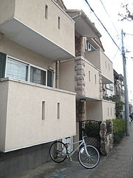 コーポ富士見[2階]の外観