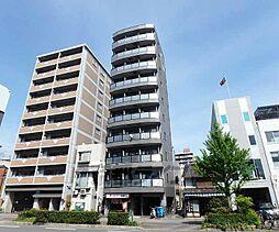 京都府京都市中京区壺屋町の賃貸マンションの外観