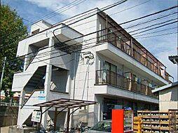 宮崎県宮崎市中津瀬町の賃貸マンションの外観