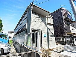 パティオ中川[1階]の外観