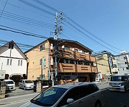 京都府京都市西京区山田六ノ坪町の賃貸マンションの外観