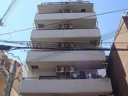 第二山田マンション[201号室]の外観