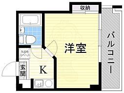 国領駅 4.7万円