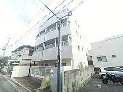 兵庫県神戸市灘区楠丘町5丁目の賃貸マンションの外観