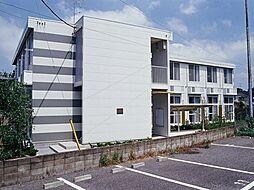 千葉県八千代市大和田の賃貸アパートの外観