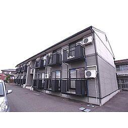 福島県郡山市横塚6丁目の賃貸アパートの外観