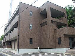 アンプルールフェールフォルス[3階]の外観
